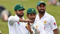 Black Caps v Pakistan second test, day two - scorecard