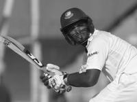 Bangladesh take strong lead into last day