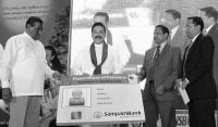 In partnership with Sampath Bank Department of Pension launches a Digital Identity Card for senior citizens