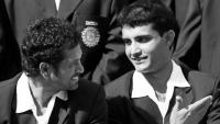 Sachin unhappy when asked to bat at 4 in ODIs: Ganguly
