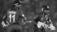 Sangakkara, Jayawardene express delight