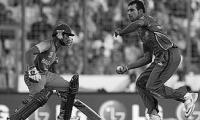 Shakib, Dawlat Fined For Altercation