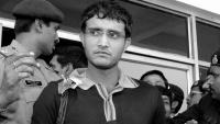 Sourav Ganguly's father dead